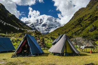 Himálaj, Bhútán, Snow man trek